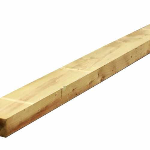 Tanalised Timber Sleeper 195mm x 95mm x 2400mm