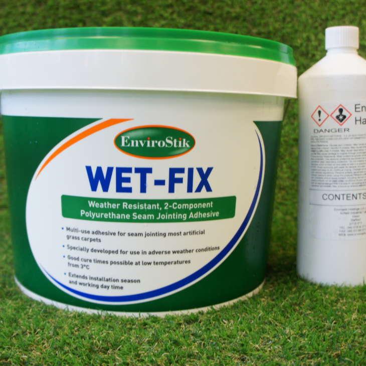 Wet-Fix Adhesive 10kg