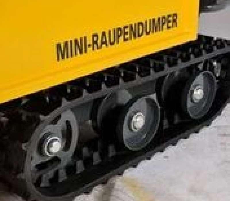 Lumag MD300 300kg Petrol Mini Dumper with Manual Tip Image 3317