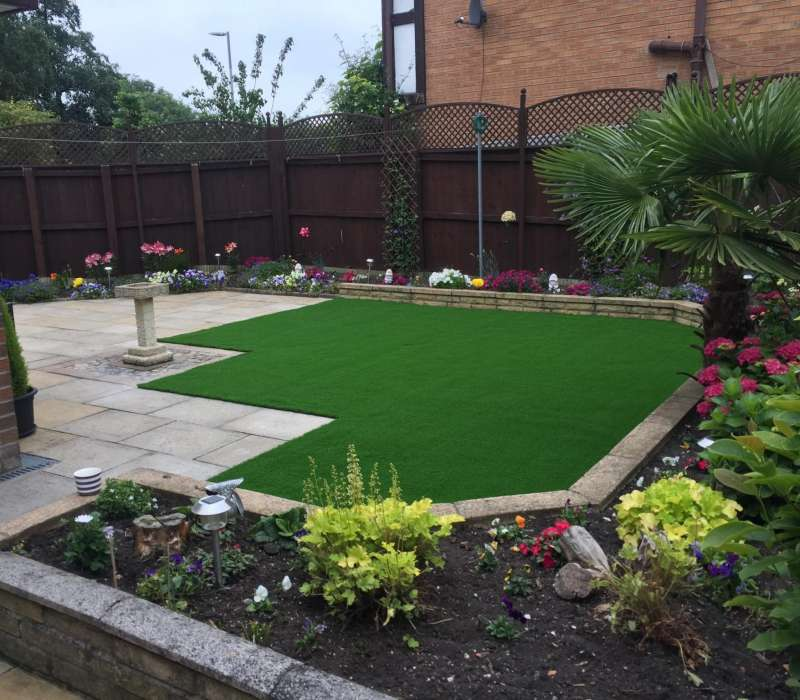 Superlawn 35 Deluxe (1.8m x 4m) Image 2108
